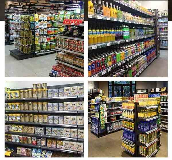 Principles of shelf placement in supermarkets